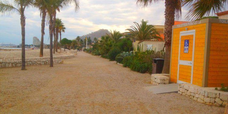 Villeneuve Loubet Beach Front @AccessRiviera