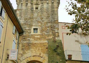 Tricot tower or belfry in Grignan