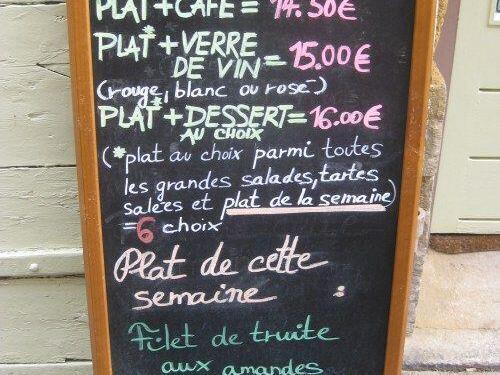 Restaurant in Aix en Provence La table de Saisons