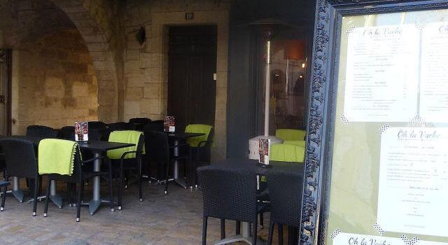 Uzes Restaurant in Places des Herbes @bfblogger2015