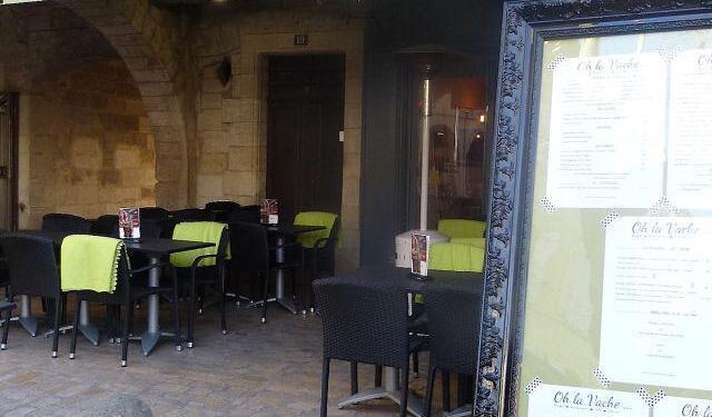 Uzes Restaurant in Places des Herbes @bfblogger2015