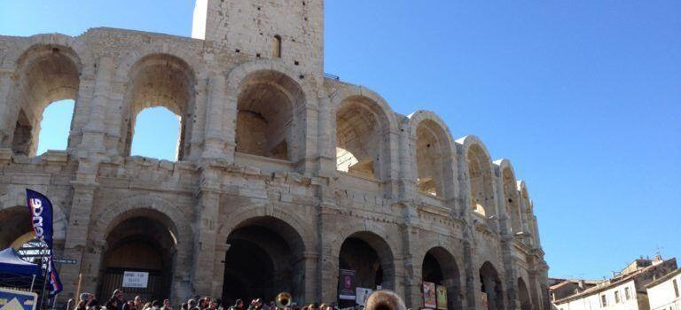 Arles Arena by Keith Van Sickle