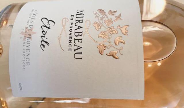 Etoile Rose by Mirabeau Wine