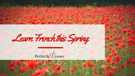 Learn French this Spring