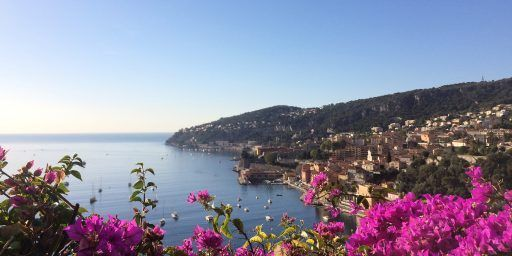Nice Baie des Anges French Riviera