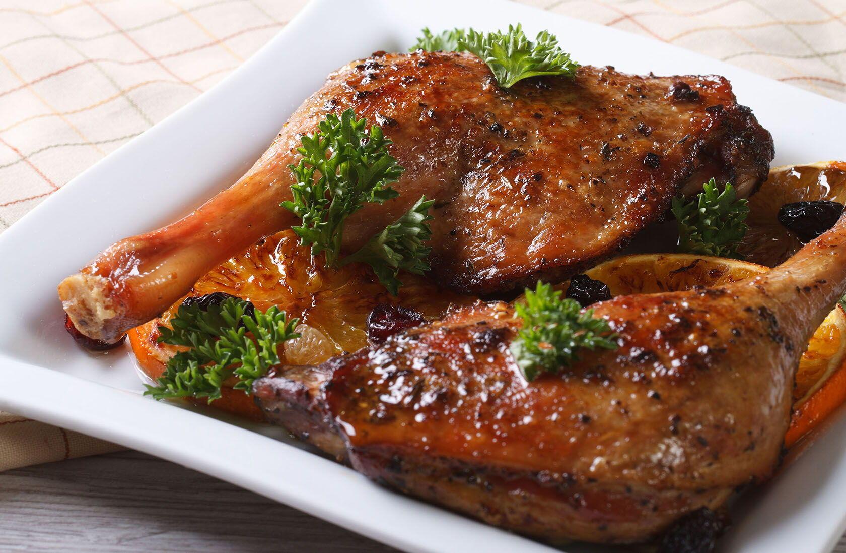 duck-confit recipe