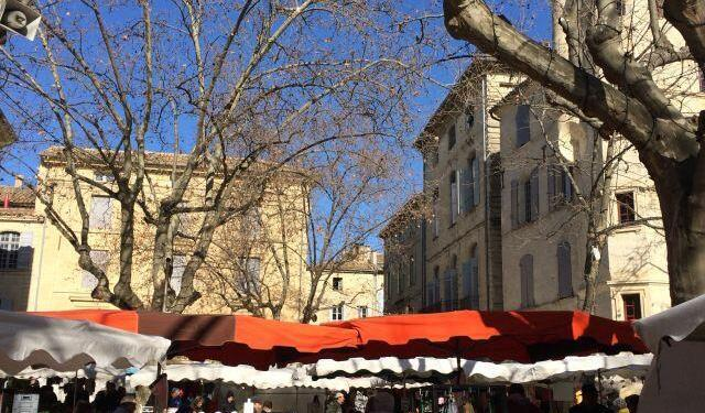 Markets in France and Learning French @VaucluseDreamer