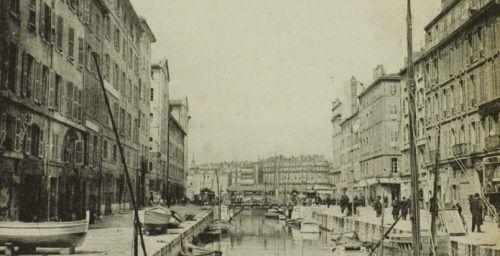 Historical Marseille Photos Vieux Port