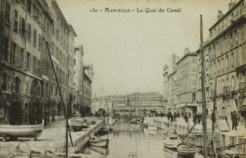 Historical Marseille Photos Vieux Port