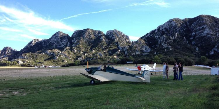 Aerodrome de St Remy @keith_vansickle