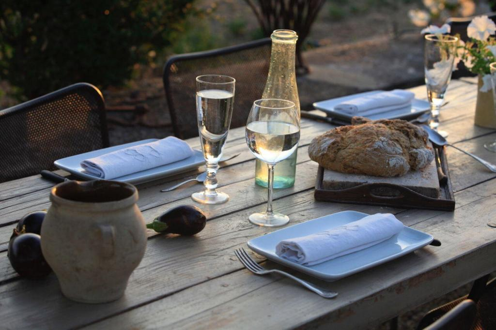 Detox in the Luberon a healthy break in Provence