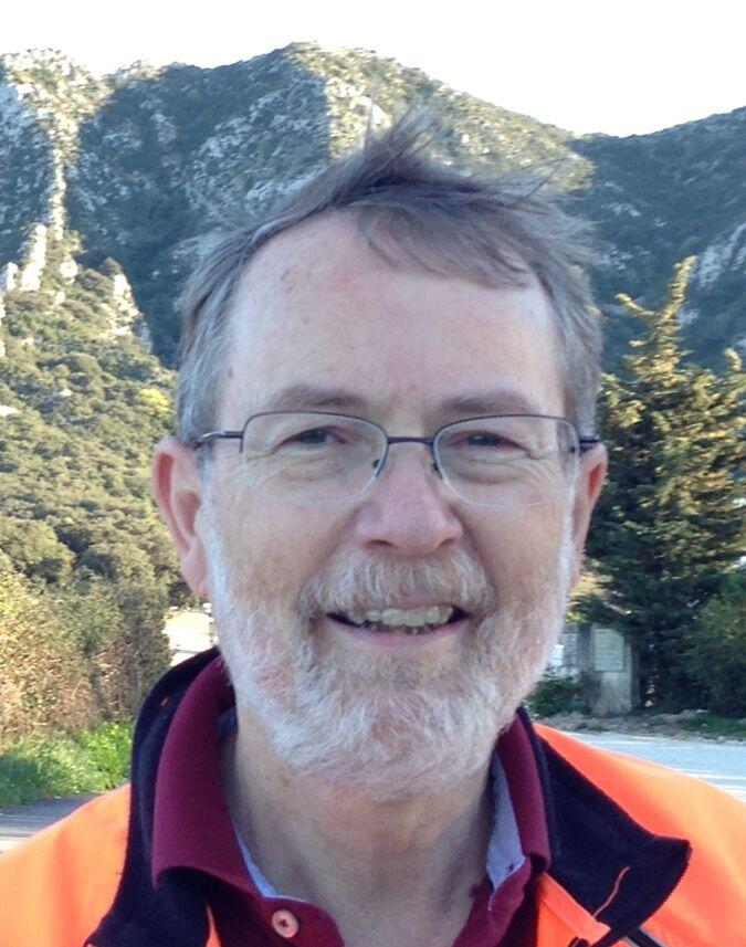 Author Keith Van Sickle