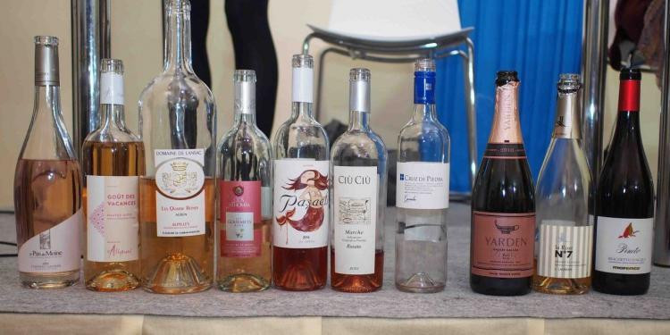 Master_Class on rose wines at Vinisud
