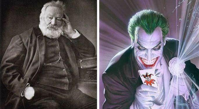 Victor Hugo and the Joker