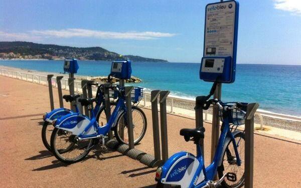 Cycling Nice Velo Bleu