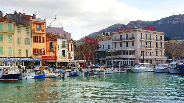 Cassis Port Views