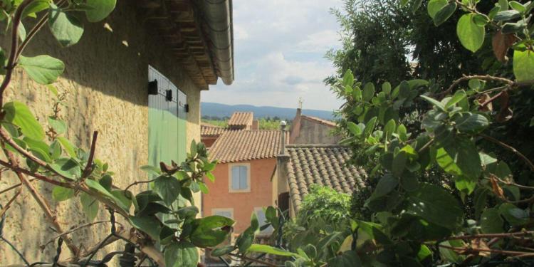 Bedoin Village in the Vaucluse