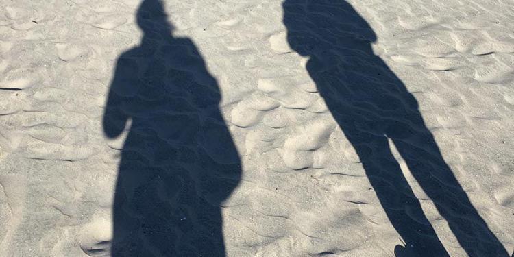 Coronado Island beach