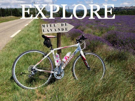 Explore Provence