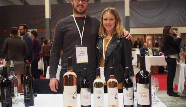 Millesime Bio Wine event in France