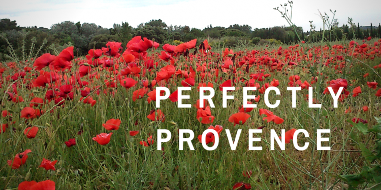 Perfectly Provence this week