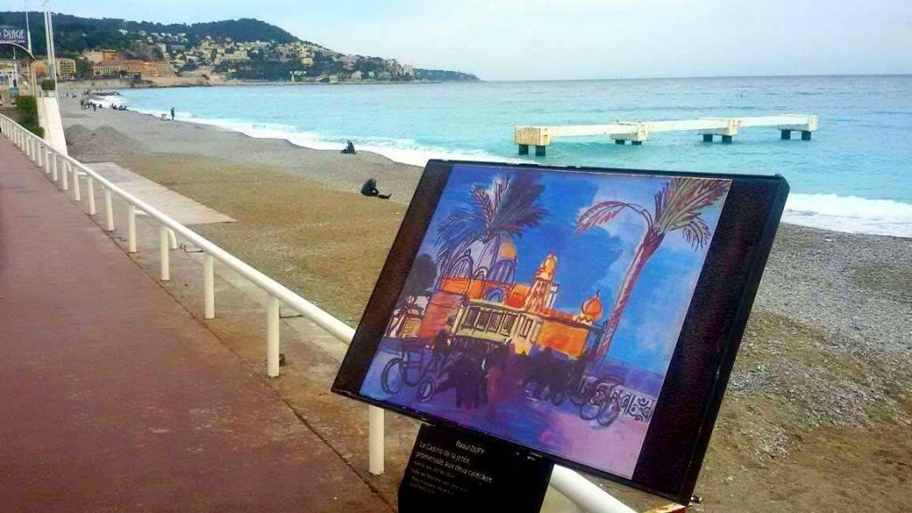 Promenade des Anglais Historical