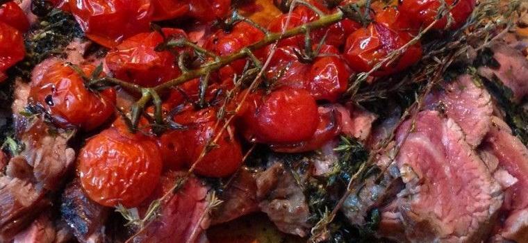 Barbecue Beef Skirt Steak Recipe