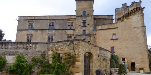 The Lourmarin Chateau