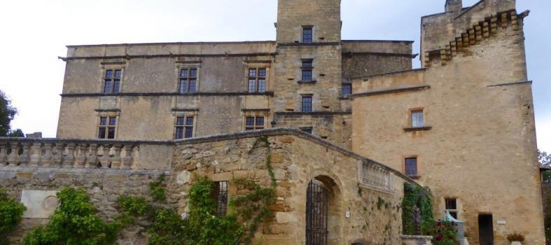The Lourmarin Chateau