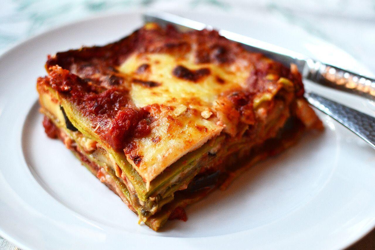 Watch Eggplant Lasagna video