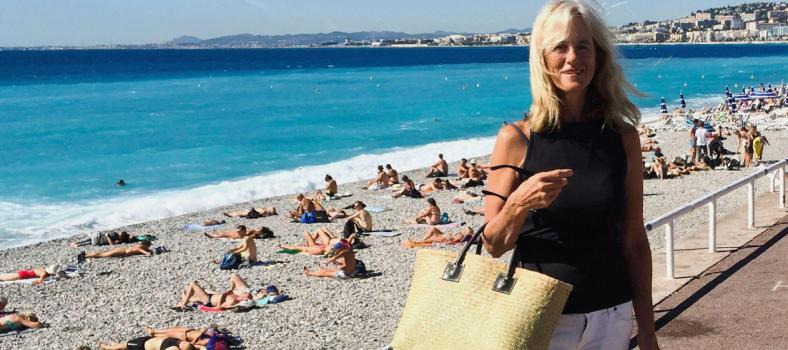 Beginner's Guide French Riviera by Mary Kay Seales