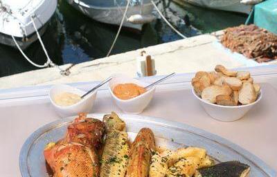Best Fish Soup bouillabaisse Chez Fonfon