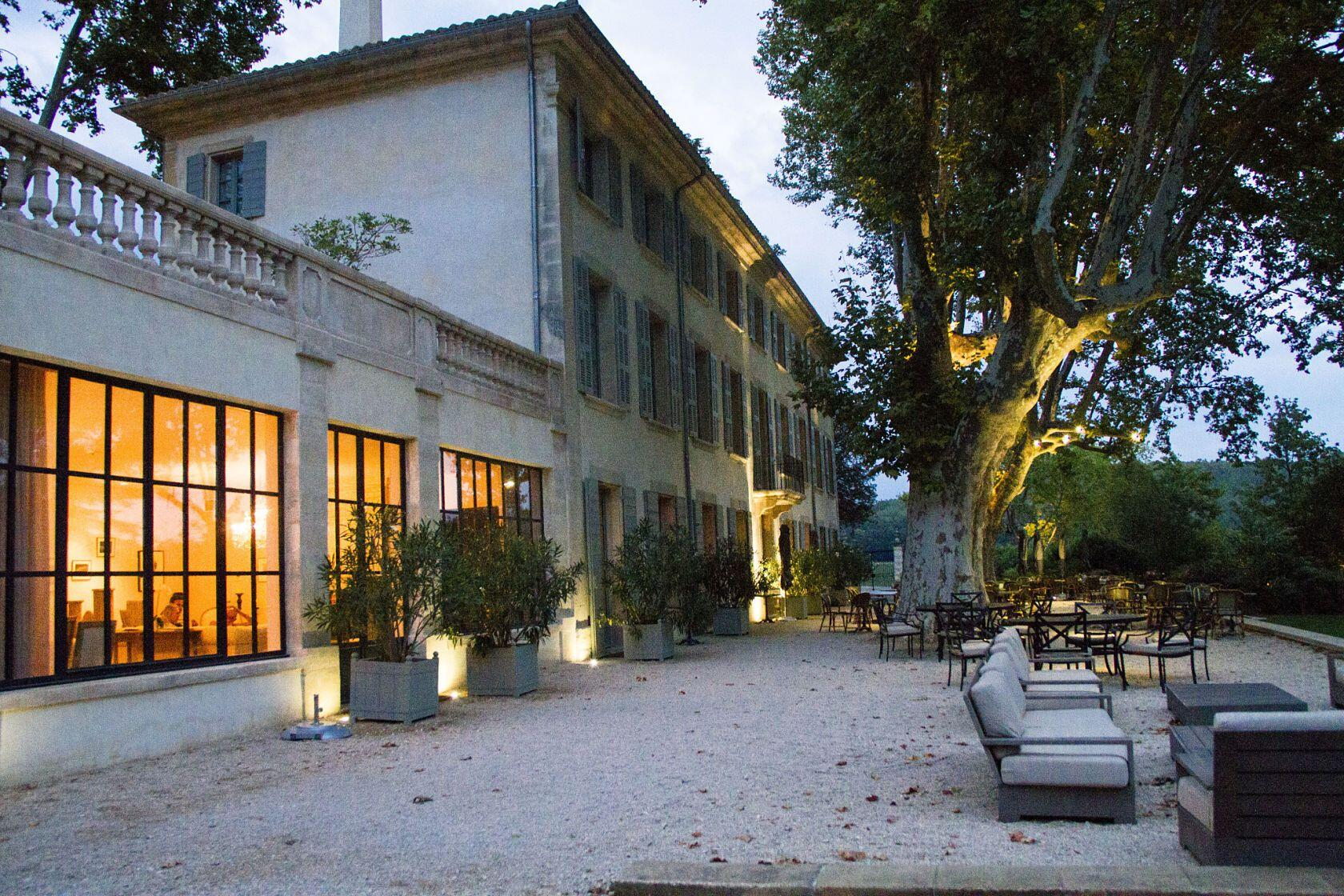 Dream in french during a stay at le domaine de fontenille perfectly provence - Domaine de fontenille lauris ...