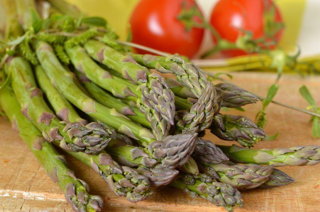 Fresh Asparagus Season photo credit Tasha Powell
