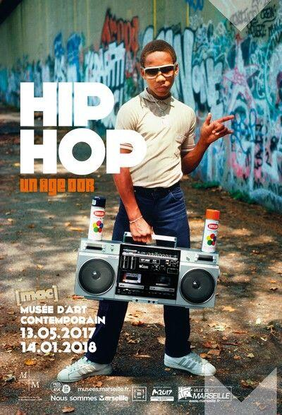 Museum of Contemporary Art Hip Hop Exhibition in Marseille
