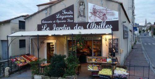 Jardin des Alpilles Secrets of St Remy