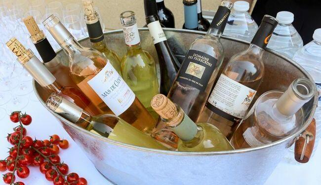 Maison des Vins Reopening