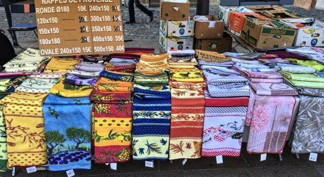 Prints of Provence cotton fabric Markets