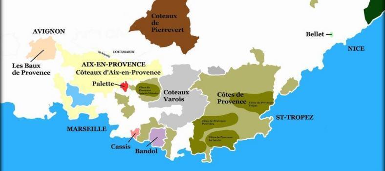 Discover Pierrevert Cotes du Provence