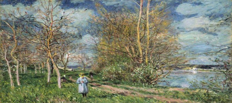 Aix-en-Provence Caumont Centre d'Art Sisley