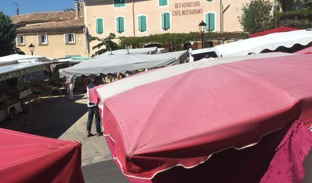 Thursday Markets Vaucluse