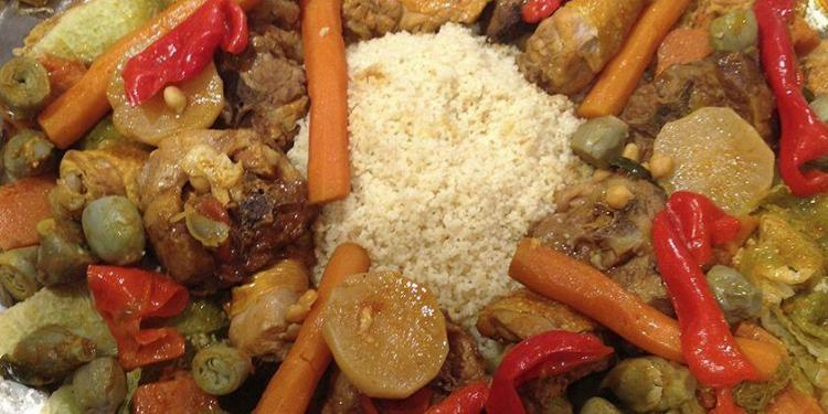 Lamb Chicken Couscous Recipe