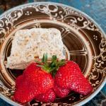 Frozen Nougat Recipe