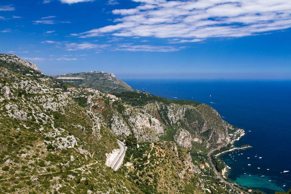 Grande Corniche Monaco Drives