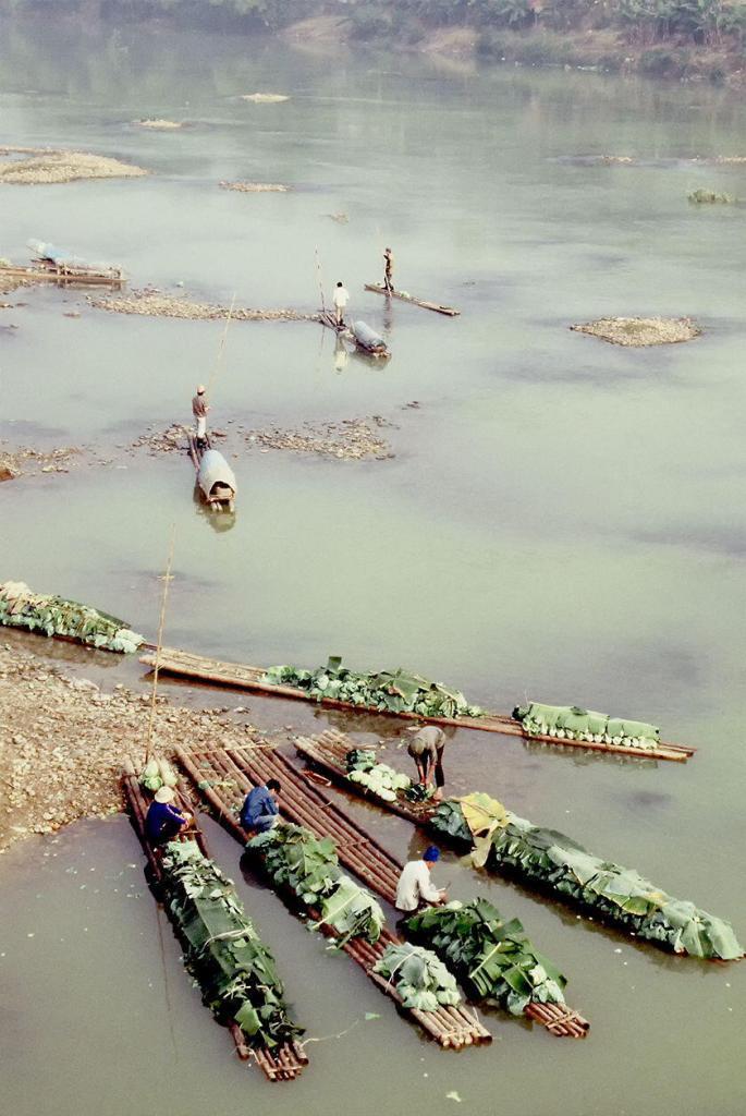 James Jaulin Photos Boats Vietnam