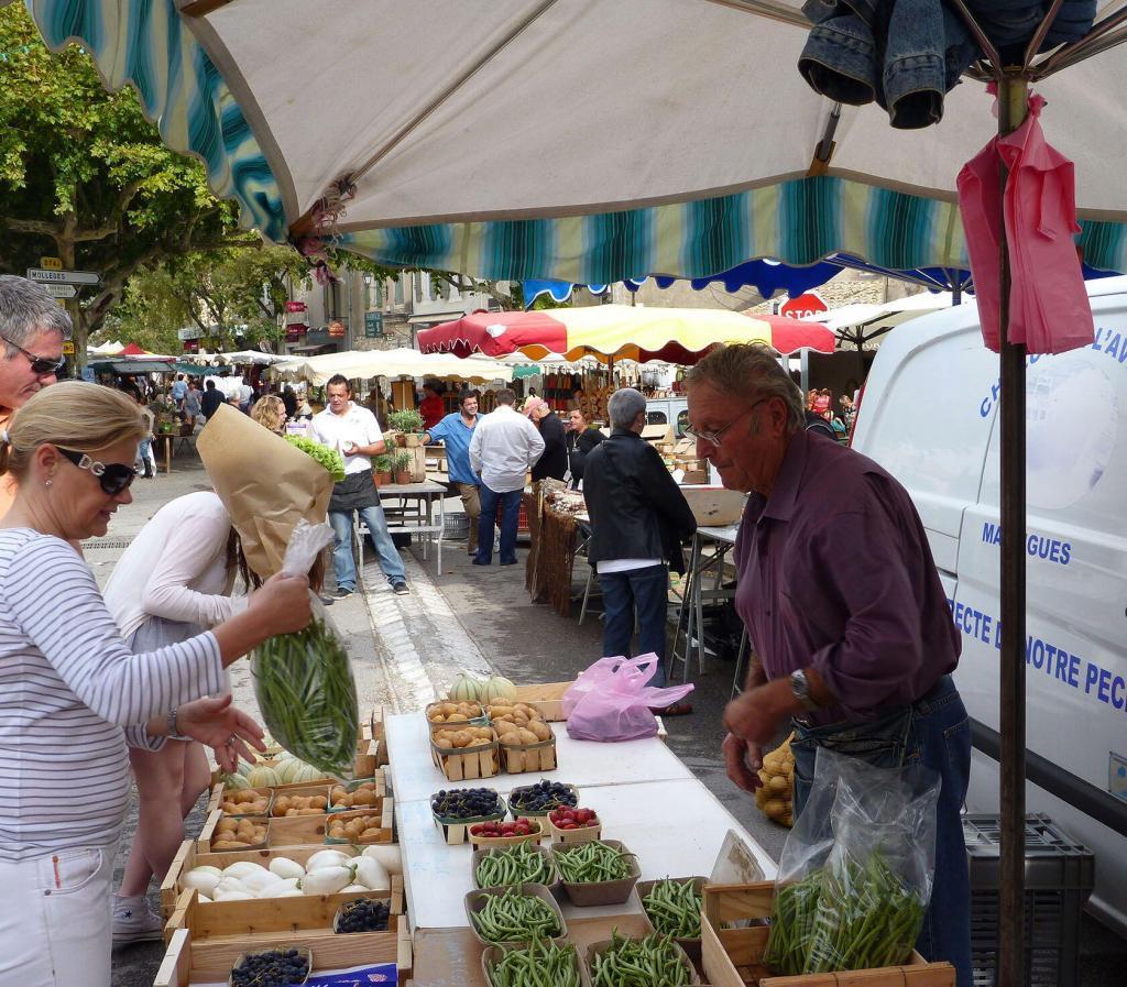 Markets Provence Cote d'Azur Eygalieres