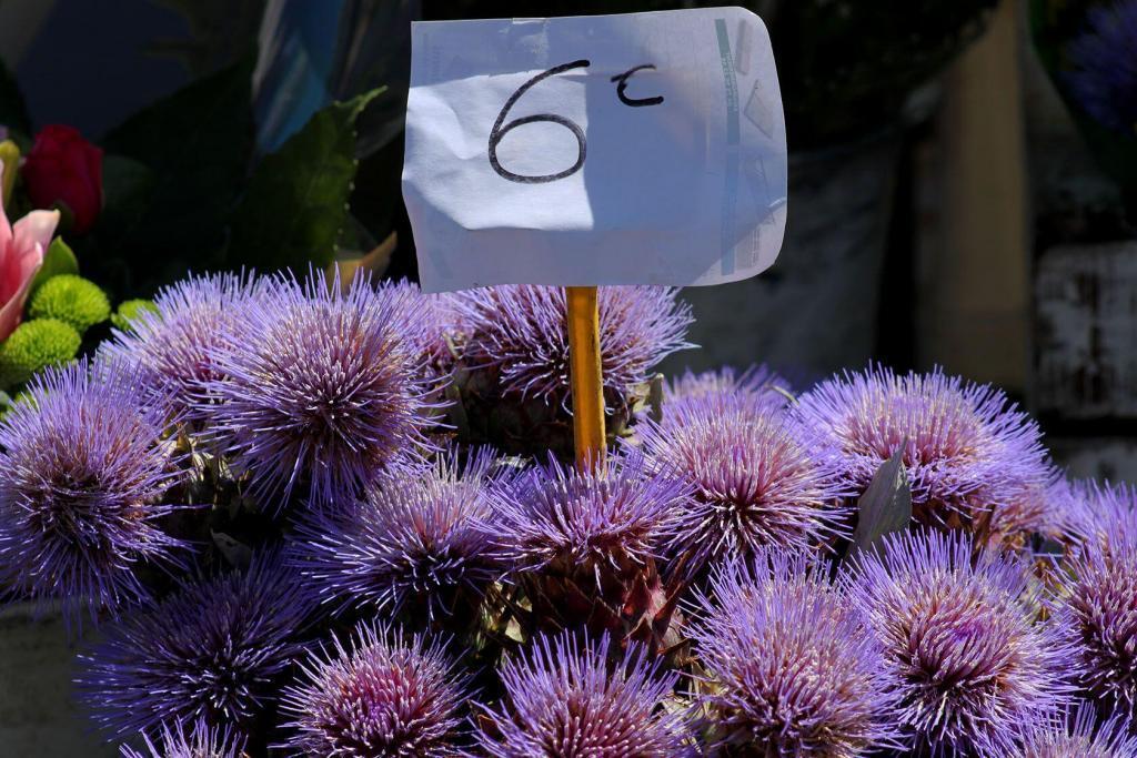Markets Provence Cote d'Azur Flowers