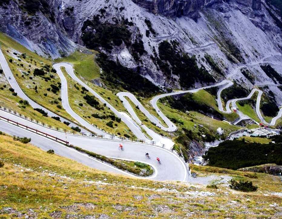 Col de Turini Monaco Scenic Drives
