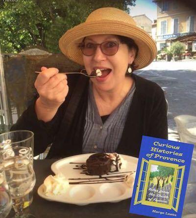 Margo Lestz Author Curious Histories Provence