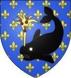 Beautiful Sete Coat of Arms